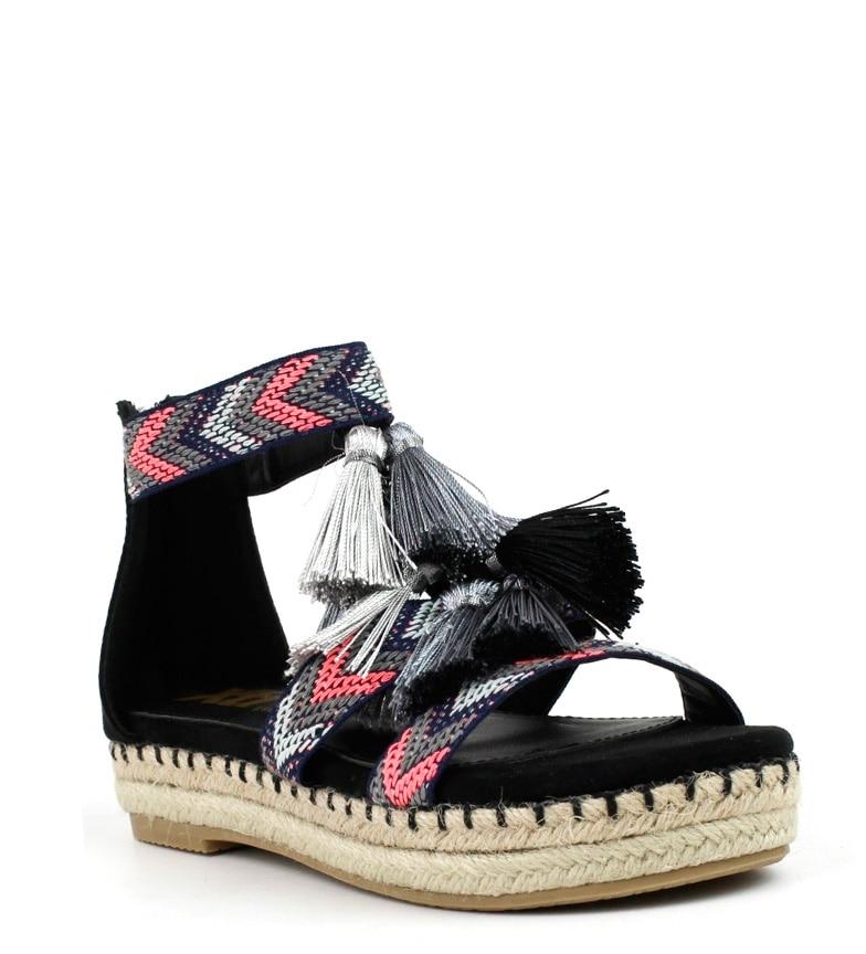 Zapatos Plana En Sandalia Yute Mujeres Las Sandalias Xti De uK5TJl1cF3