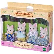 Набор Sylvanian Families Семья кошек