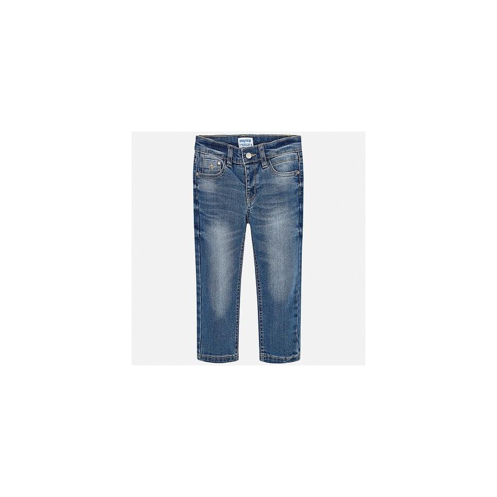 Jeans Mayoral 8842099 Pants Children clothes Kids street style hole jeans womens slim denim pants fashion 2017 loose harem pants new spring summer wild jeans pantalones vaqueros