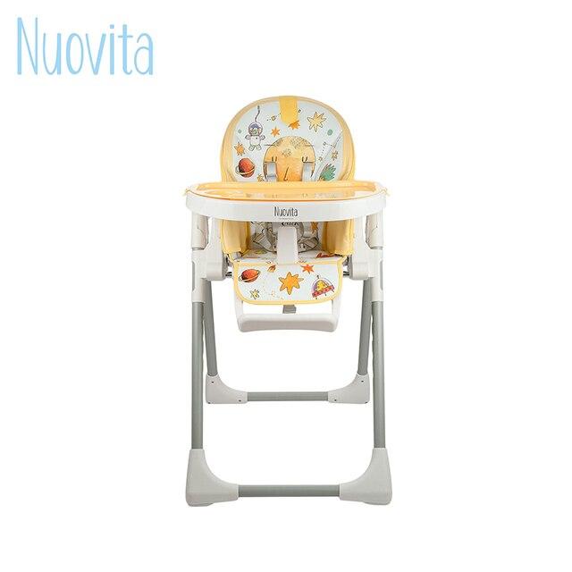 Стульчик для кормления Nuovita Grande с принтом