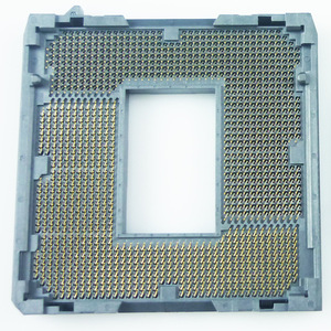 Image 3 - New Arrival LGA 1156 LGA1156 CPU Motherboard Mainboard Soldering BGA Socket with Tin Balls PC DIY Accessories