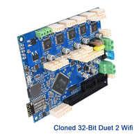 3D Parti Della Stampante Duet 2 Wifi V1.04 Clonato Scheda Madre Duetwifi Pannello Scheda del Controller Avanzata 32-bit Elettronica RepRap per CNC
