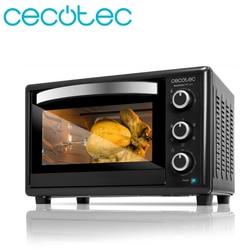 Cecotec Bakken & Toast 650 Gyro Tafelblad Elektrische Oven met 30 liter Capaciteit Omvat Gemakkelijk Gebruik en Schoon Roterende rustidor