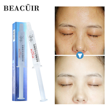 BEACUIR Hyaluronic Acid Injection Face Serum Liquid Tights Anti-Wrinkle Anti Aging Plant Facail Essence Moisturizing Whitening недорого