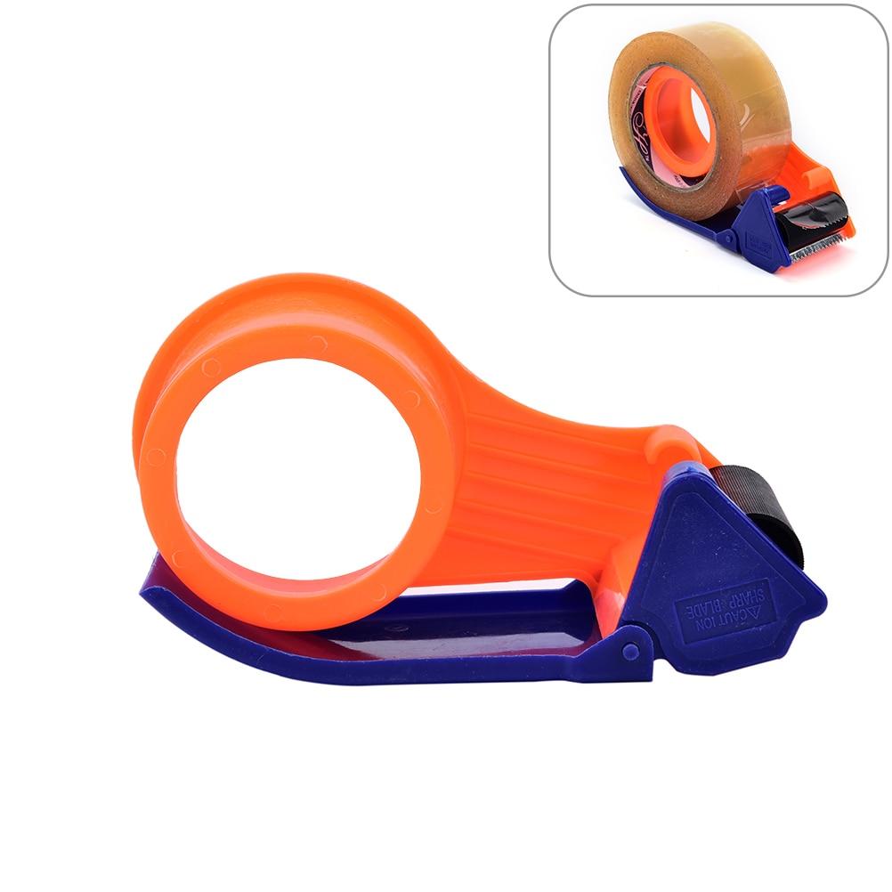 1pc 2058cm tape cutter gun dispenser packing machine shipping grip roll sealing office tape dispenser office supplies