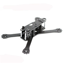 A-max 155SX 155mm Wheelbase 2.5mm Arm Carbon Fiber FPV Racing Frame Kit 26g For RC Toy Model Multirotor Parts DIY Accessories