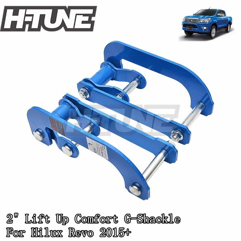 H-TUNE 4x4 Accesorios étendu 2