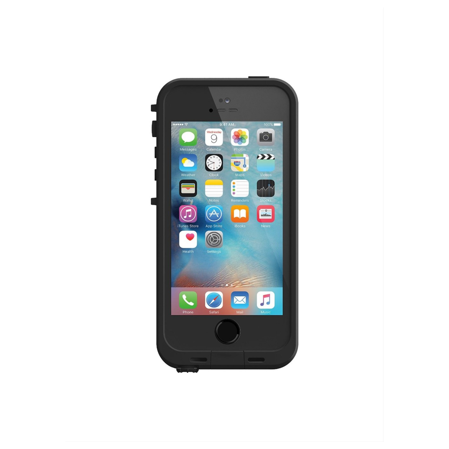 Lifeproof Case Iphone 5 | LIFEPROOF FRE FOR APPLE IPHONE 5/ 5S & SE BLACK