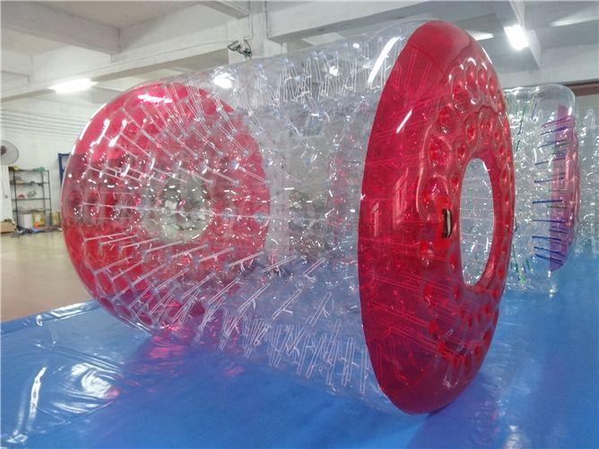 Balle gonflable d'été en plein air et sports incroyable boule de marche de l'eau en PVC résistant à l'usure balle de jouets de l'eau pour piscine