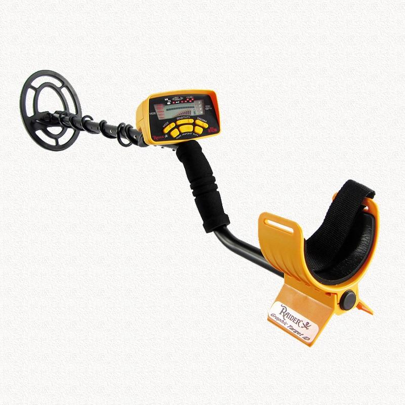 MD6250 Professional Underground Metal Detector High Sensitivity Metal Hunter Gold Finder