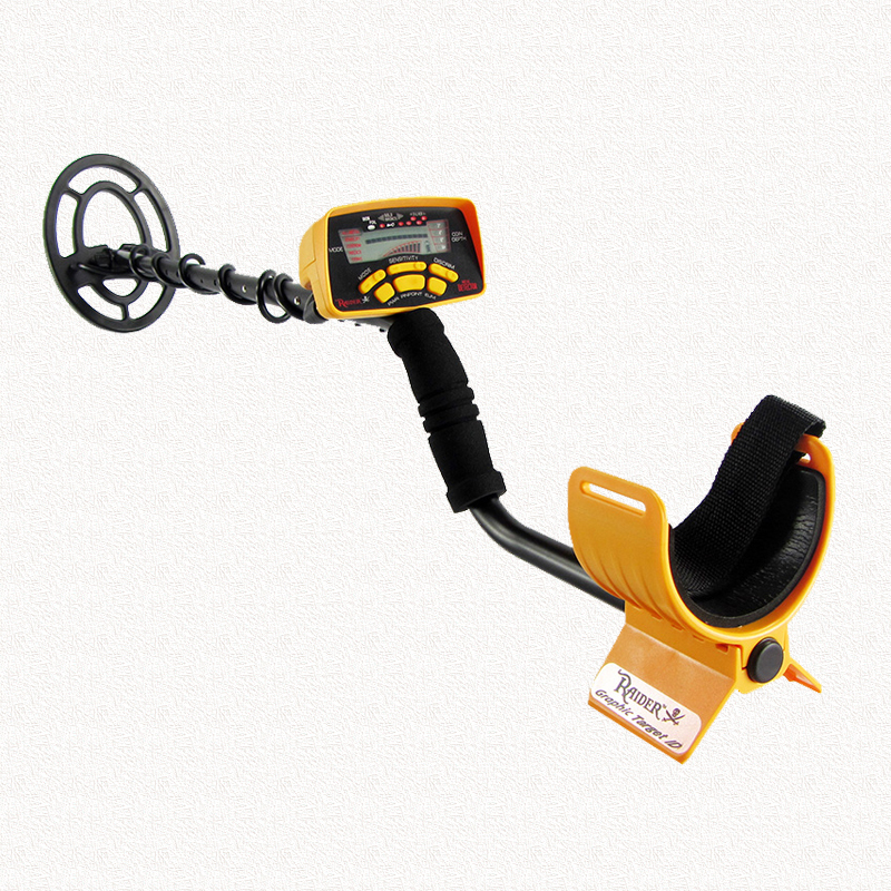 MD Professional Underground Metal Detector High Sensitivity Metal Hunter Gold Finder