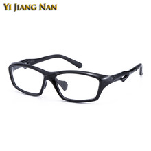 Yi Jiang Nan Brand Sport TR90 Gafas Eye glasses for Men Optical Glasses Frame Spectacles Women Occhiali Da Vista Uomo Eyeglasses(China)