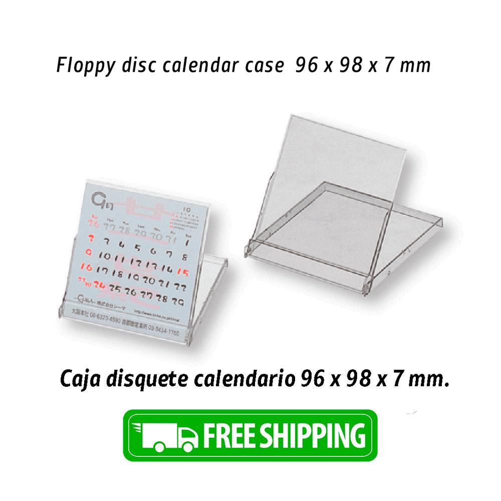 Offre 120 boîtes format disquette pour calendrier 96x98x7mm achat 4 lot 68% rabais