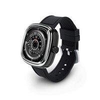 Kinco MTK2502C أسود الفضة الذهب القلب رصد معدل النوم الاسورة سوار استدعاء كاميرا النائية watchphone ل ios الروبوت الذكي