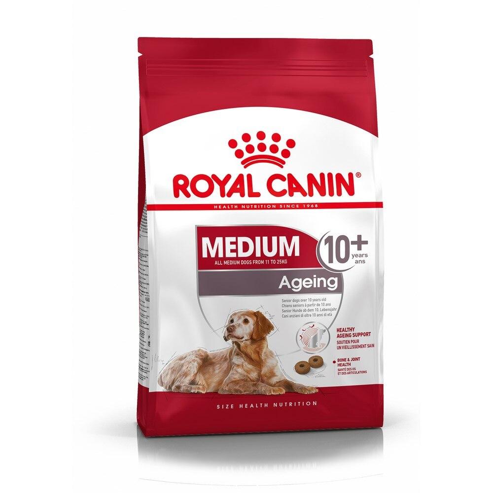 Dog Food Royal Canin Medium Ageing 10+, 15 kg acer h277hsmidx