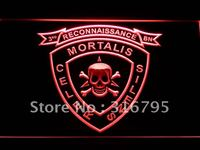 f161 3rd Recon Marine Battalion USMC LED Neon Sign with On/Off Switch 7 Colors 4 Sizes to choose
