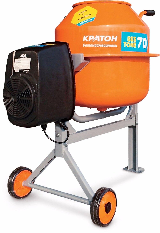 Concrete mixer CRATON BeeTone 70 220W 63L