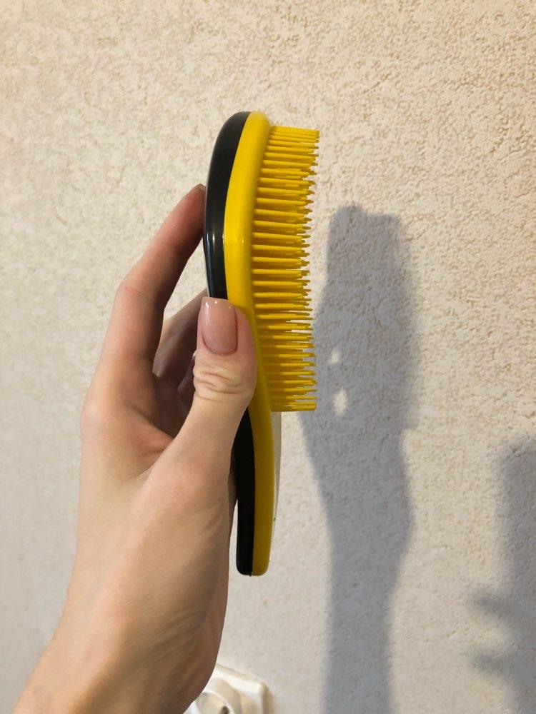 2019 New Tangle Hair Brush Detangler Comb Hair Brush Professional Magic Straightening Detangling Combs Plastic Escova De Cabelo