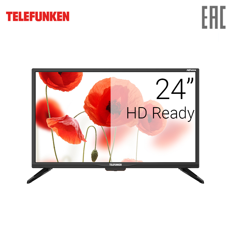 TV Telefunken 24 TF-LED24S49T2 HD 30inchTV dvb dvb-t dvb-t2 digital
