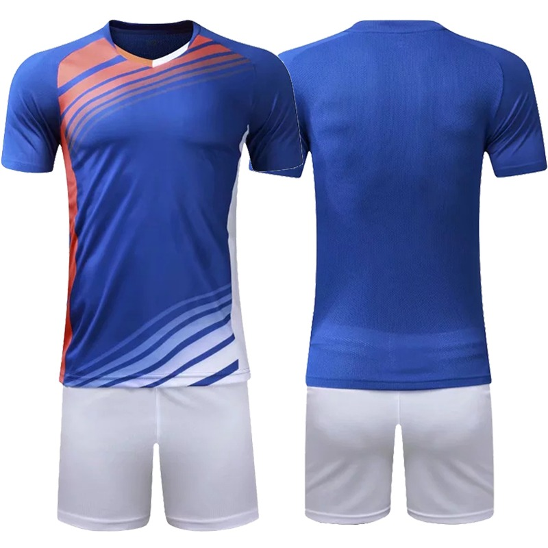 b7b02c64970 2018-2019 Men s Soccer Jerseys Set Custom Name Futbol Club training suits  children football Jersey