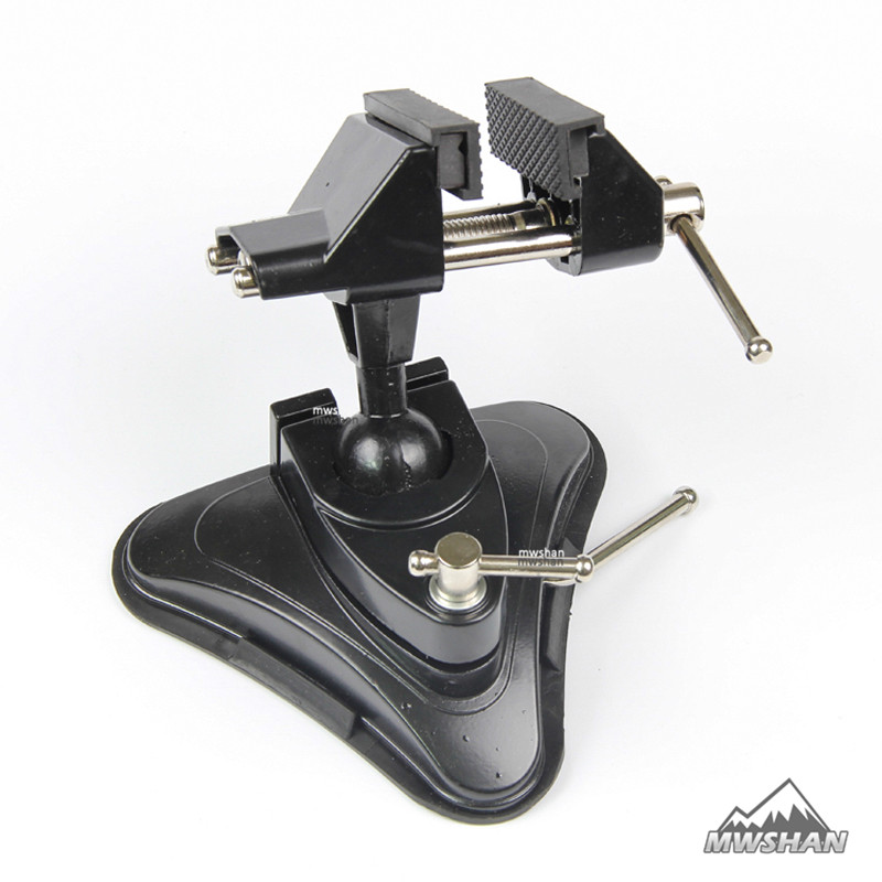 Ustar 90610 Model Vacuum Base Vise Hobby Craft Tools Accessory DIY
