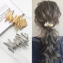 Japanese Style Of Metal Woman Elegant And Personality Temperament Contracted Fashion Hairpin Hair Accessories