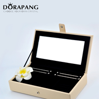 DORAPANG Genuine Fashion Charm Box For Women Original Pan Bracelet Beads Jewelry Gift Oversize Boxes Factory