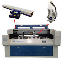 multifunction cnc co2 engraving machine laser cutting machine for metal