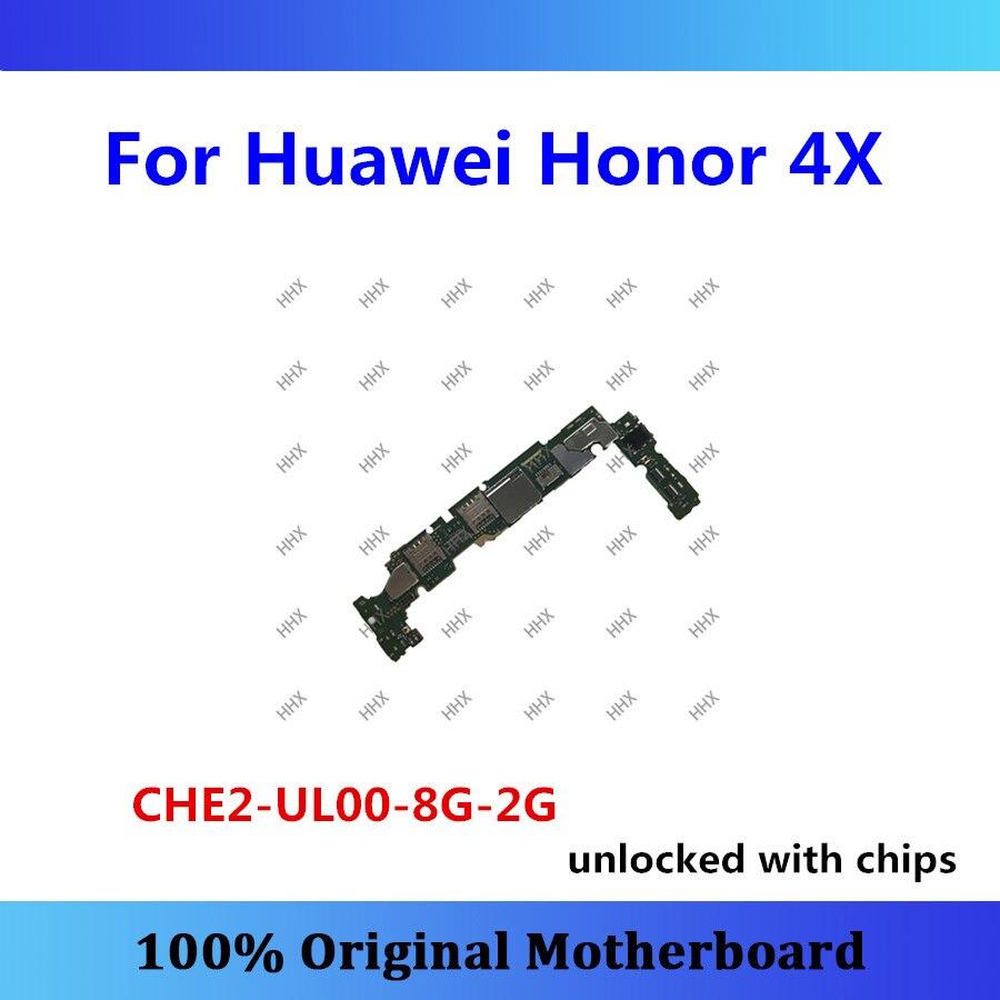 Original Logic Board For Huawei Honor 4x Motherboard Che2