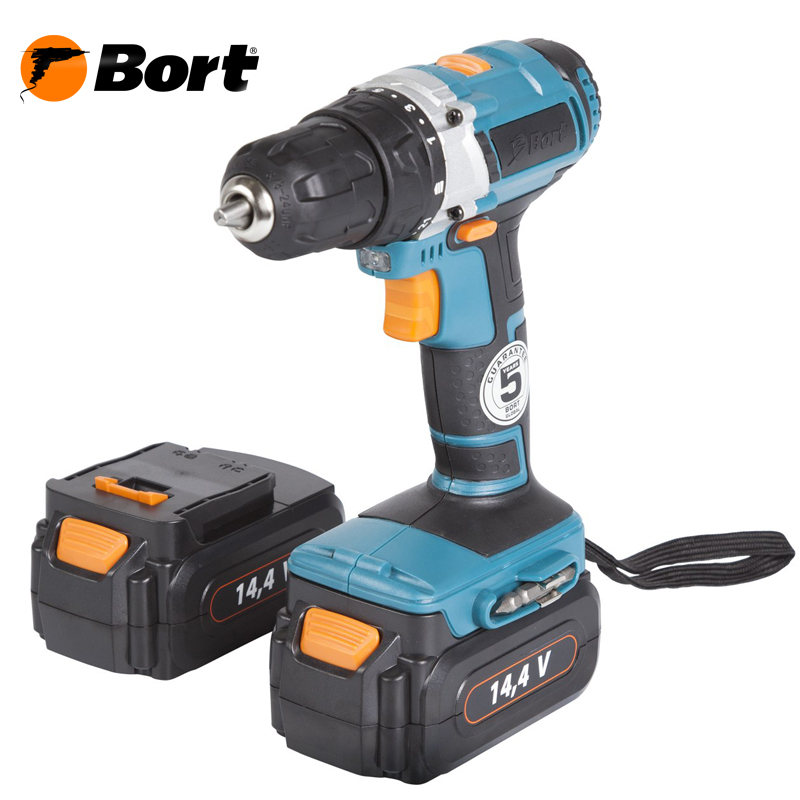 цена на Drill battery BORT BAB-14Ux2-DK