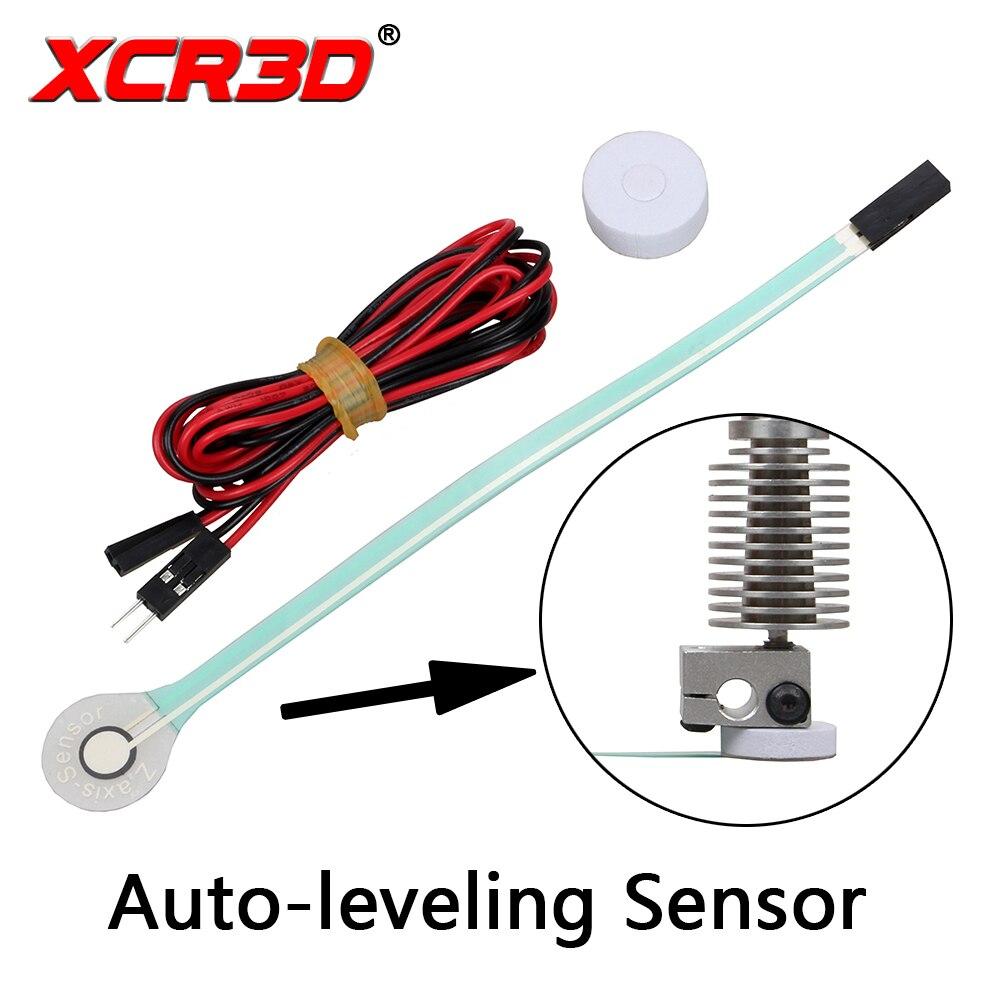 XCR3D 3D Printer Parts Auto-Leveling Sensor For DIY Delta 3D Printers Automatic Leveling Module For