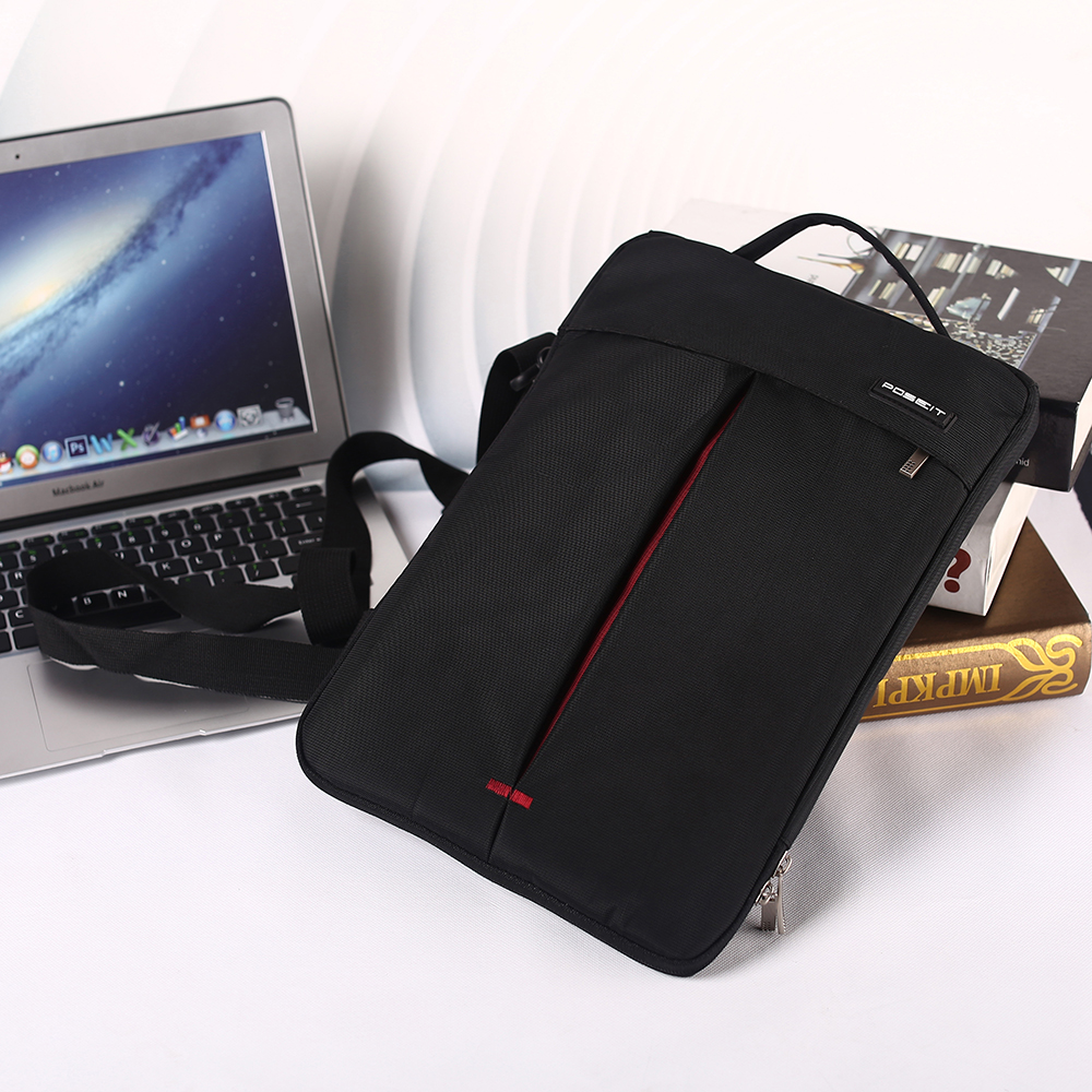 POSEIT brand Convertible Tablet Laptop Sleeve Case Shoulder Bag for HP Dell Acer