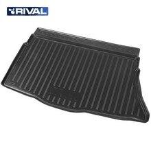 Для Kia Ceed 2012-2018 хэтчбек коврик багажника (Rival 12801003)