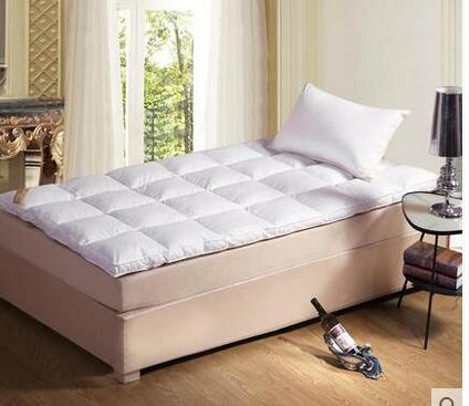 Single Bed New Style High Resilience Memory Foam Mattress Student Dormitory White Quality Thick Warm
