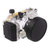 Meikon 40 м Водонепроницаемый подводный корпус для камеры Сумка для Canon S110 WP DC47 водозащитный чехол для подводной съемки для Камера
