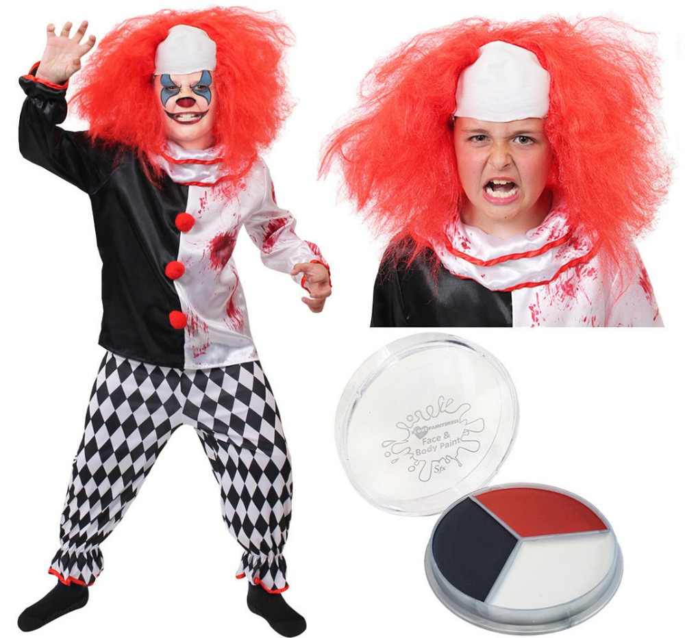Killer Clown Halloween Costumes For Girls.Detail Feedback Questions About New Fast Shipping Childs Killer