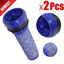 2Pcs Lavabile Pre Filtro per la Polvere Per Dyson DC39 Animale/Completo/Limitata DC39 DC37 Aspirapolvere Filtri Hepa parti di Accessori