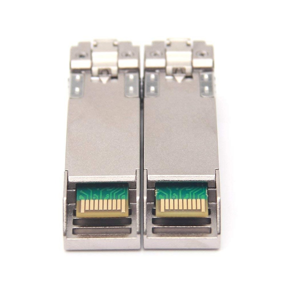 Un par 20 km 10 Gb SFP BIDI para SFP-10G-BXD-I / SFP-10G-BXU-I - Equipos de comunicación - foto 4