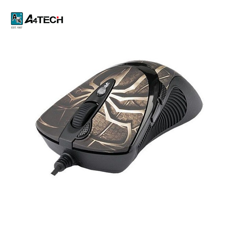 лучшая цена Gaming mouse A4Tech Oscar Editor XL-747H Officeacc