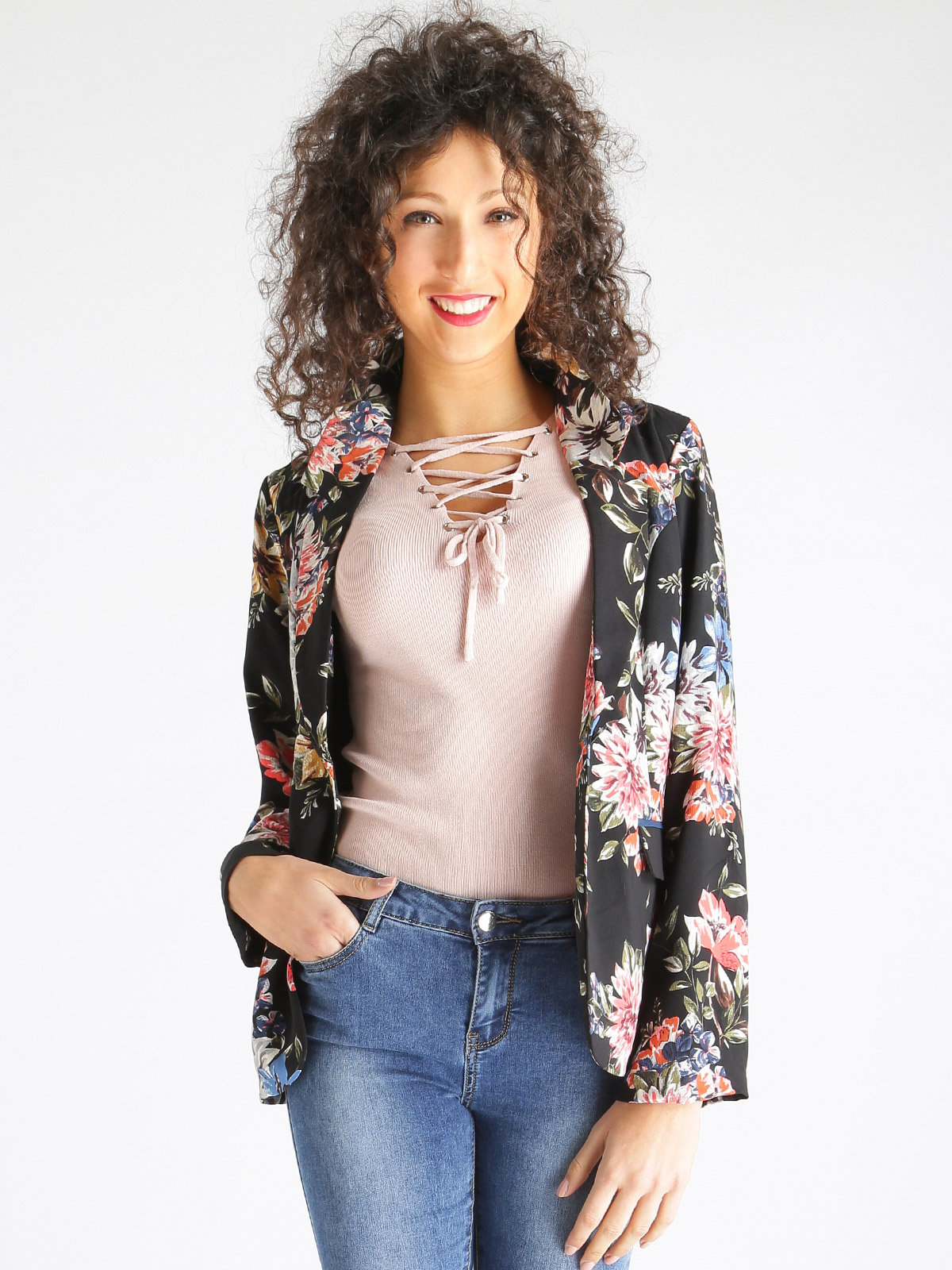 Light Jacket Fiorata