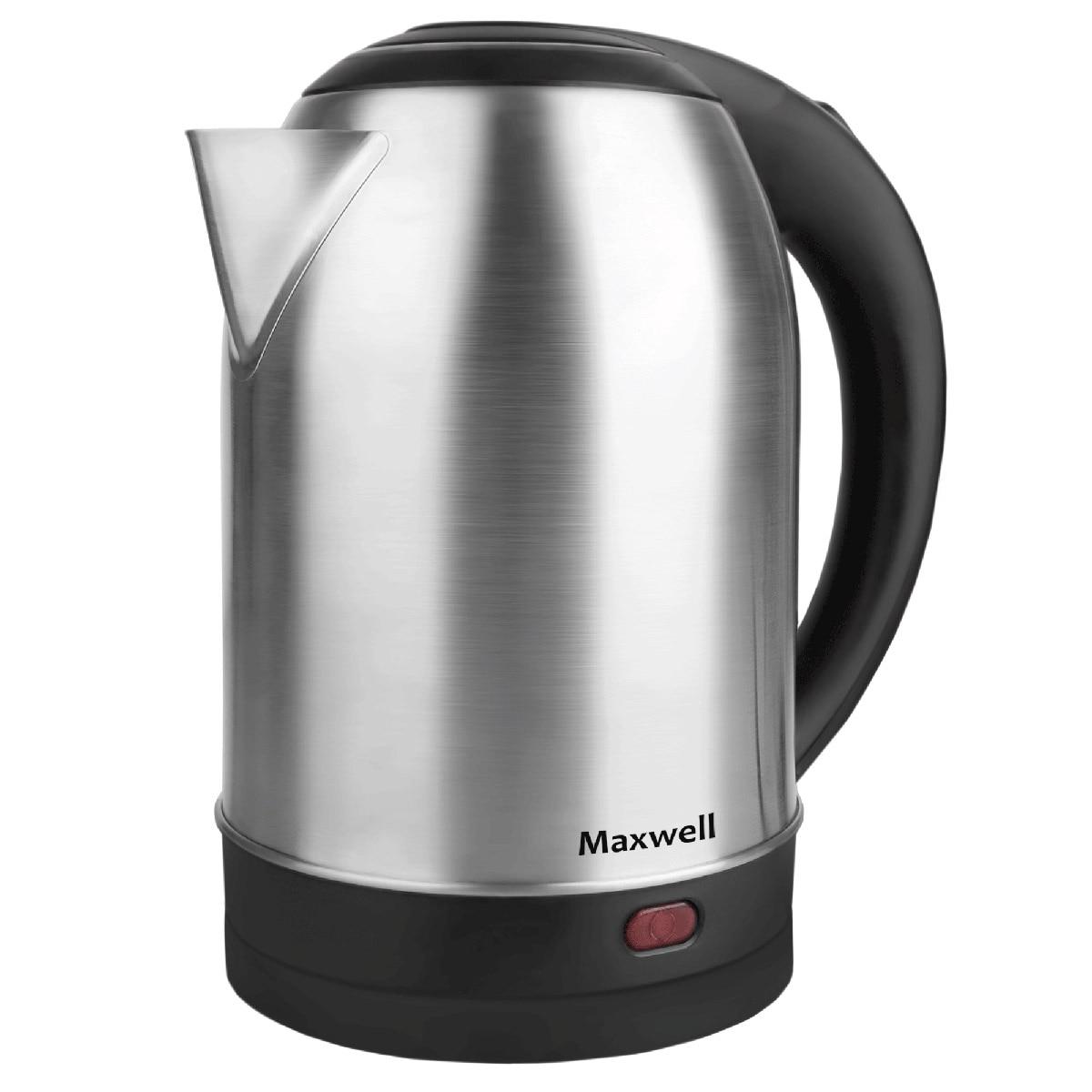 Electric kettle Maxwell MW-1077 ST цена