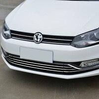 Снаружи продвижение авто изменение аксессуар protecter стайлинга автомобилей яркими блестками запчасти 14 15 16 17 для Volkswagen мужские Поло