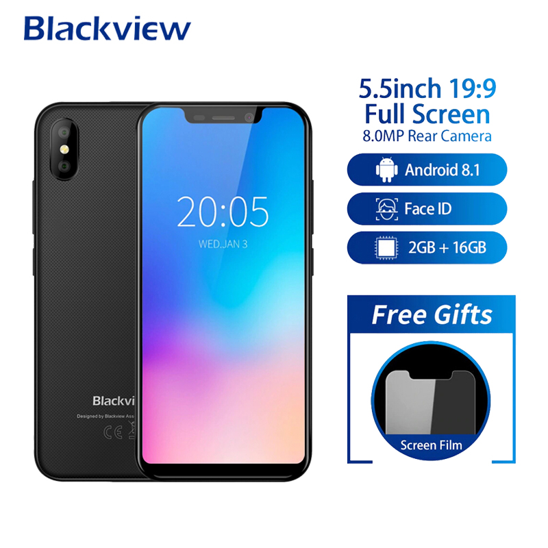 Blackview A30 Smartphone double Sim 5.5