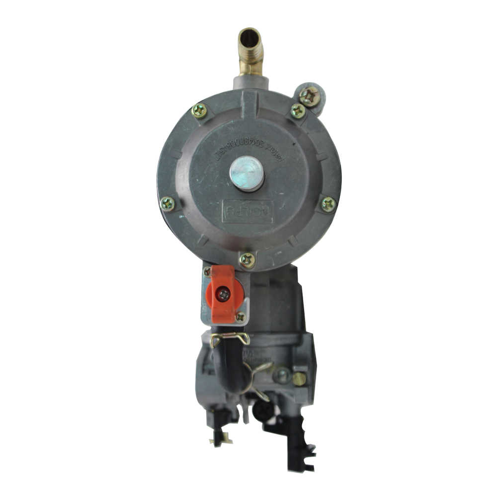 LPG البروبان مولد بنزين تحويل عدة للبنزين هوندا مولد الغاز 168F