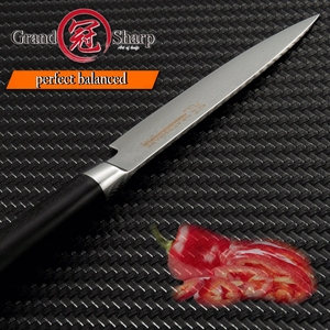 Image 5 - سكينة دمشق متعددة الأغراض 5 بوصة 67 طبقات اليابانية دمشق الفولاذ المقاوم للصدأ VG 10 سكاكين مطبخ دمشق