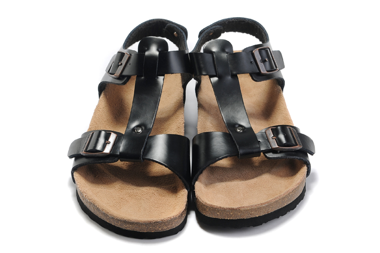2018 New Arrival BIRKENSTOCK high quality Beach Slides Summer Flat - Men's Shoes - Photo 3