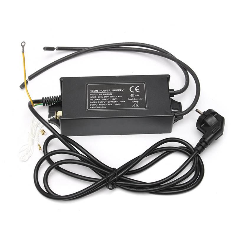 10000V 10KV 30mA 100W Electronic Flexible Neon Transformer Power Supply Adapter Rectifier 220-240V 2 w p w v p10000 10000 waka ddc12
