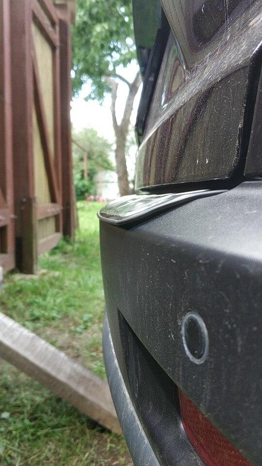 Estilo de Cromo carro-styling carro-styling dentro
