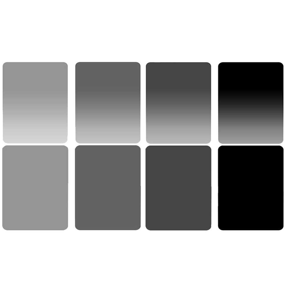 ウォーキング方法 150*100 ミリメートルカメラ正方形フィルターキットセット ND2 ND4 ND8 ND16 Netural 密度の nd フィルターデジタル一眼レフ Cokin Zomei HOYA Nisi