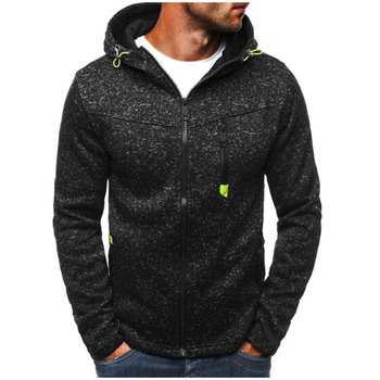 Hoodie Streetwear Hip Hop Zipper Cardigan Hooded Hoodies
